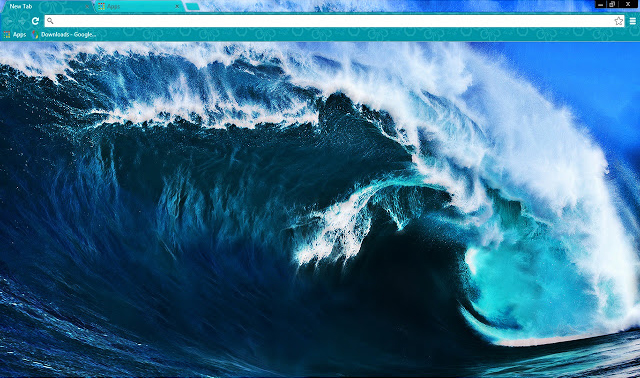 Hawaii Chrome Theme