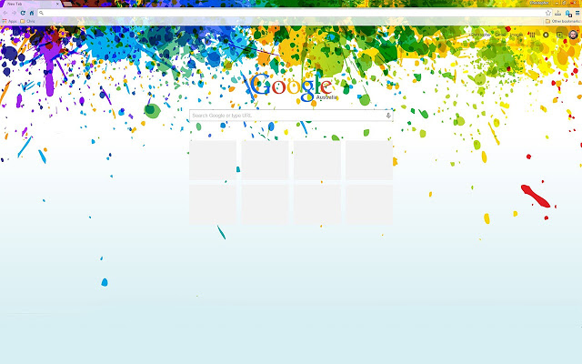 Colors Chrome Theme