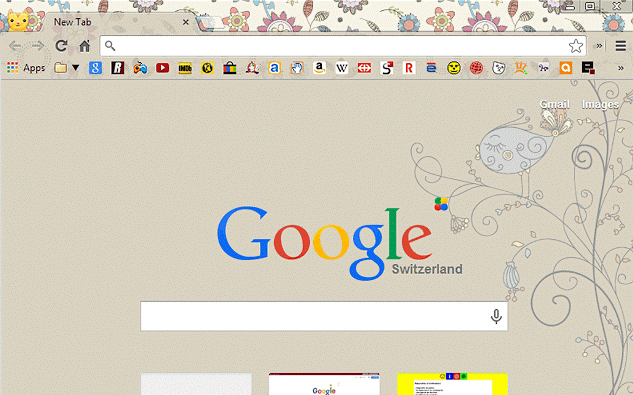 Doink Chrome Theme