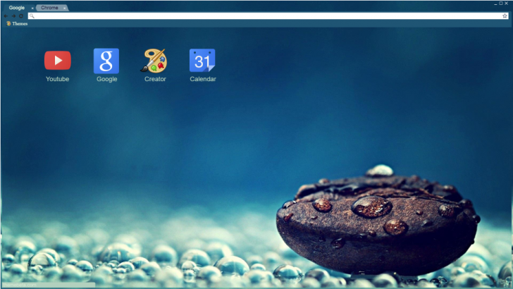 Tranquility Chrome Theme