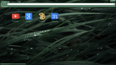 The Calm After The Storm Chrome Theme