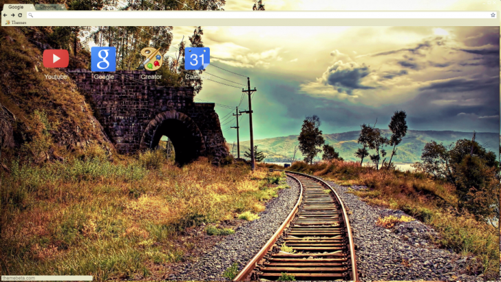 Railrod Chrome Theme