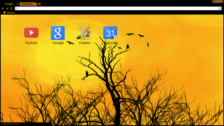 The Roost Chrome Theme
