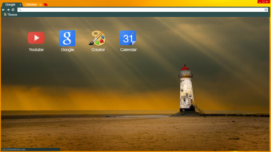 Lighthouse Chrome Theme