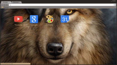 Wolf Chrome Theme