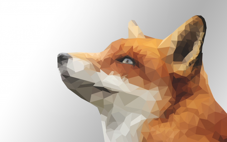 Poly – Fox Chrome Theme