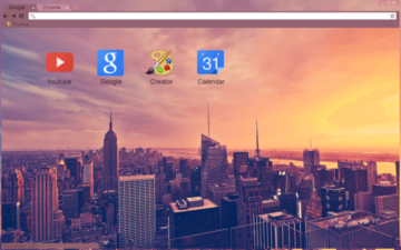 The City Chrome Theme