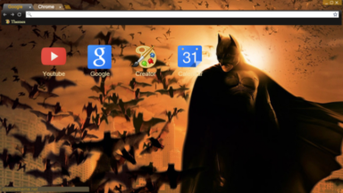 Batman Chrome Theme