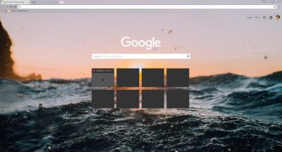 Wave 2 Chrome Theme