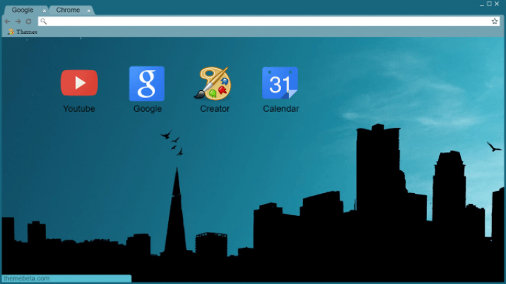i've been dead Chrome Theme