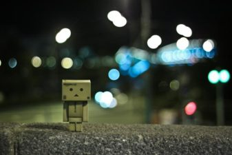 Danbo Chrome Theme