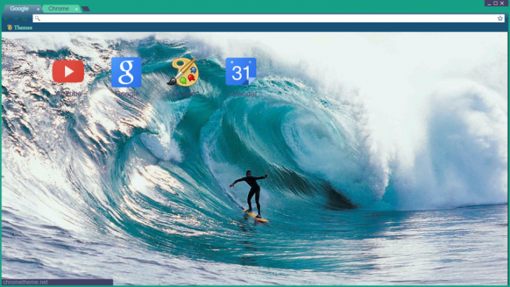 surf Chrome Theme