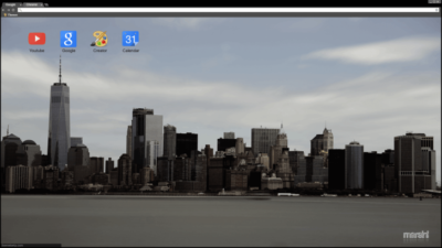 New York by marsini Chrome Theme