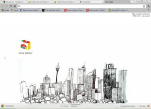 City Chrome Theme